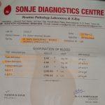 A case of Jaundice from Mumbai Serum Bilirubin 14.17